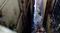Medical College Hospital sewage leaks to wells