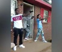 VIDEO: Arrests Made After Armed Participants Depict Shootout in Mannequin Challenge