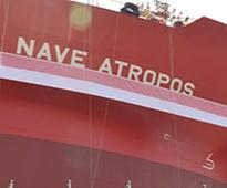 Sungdong Shipyard Hands Over Nave Atropos