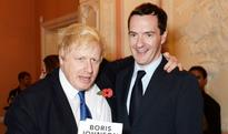 Desperate George Osborne considering backing Boris Johnson's bid to be PM, claim allies