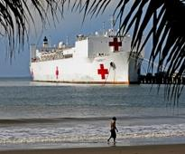 Navy hospital ship Comfort plagued by poor leadership for years, reports show