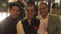 The Best Openers! Rohan Gavaskar posts picture with Sachin and Sehwag, trolls himself