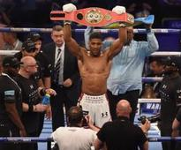 Joshua expected to defend title against Parker