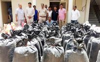 Haryana Police recovers 15.5 quintal poppy husk, arrests drug smuggler