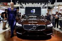 Volvo Car Group says sales rise 9.3 pct in July