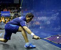 Saurav Ghosal, Joshna Chinappa in Indian Team For South Asian Games