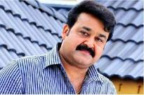 Mohanlal finds the blind man act challenging