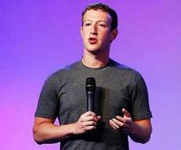 Andreessen comment doesn't represent Facebook view: Zuckerberg