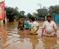 Agriculture minister Radha Mohan Singh visits Gujarat, assesses rescue work in flood-hit districts
