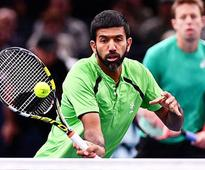 Bopanna to face Djokovic in Indian Wells