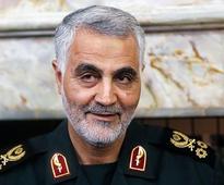 General Soleimani visits Badreddin family