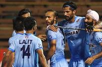 India outclass China 9-0 to reach Asian CT semis