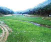Crisis looming: Neyyar dam drying up