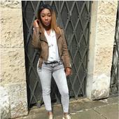 Meet the girl Afriyie Acquah left Amanda for