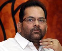 'Bhai' from Dubai asks Union minister M A Naqvi to quit BJP