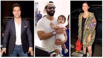 In Pictures | From Varun Dhawan to Alia Bhatt: Airport looks of celebs leaving for IIFA 2017