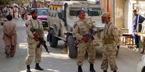 Gunman killed four FC personnel in Quetta