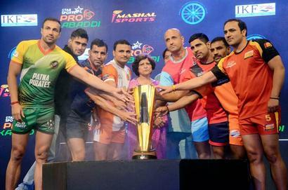 'Pakistani players not welcome for Pro Kabaddi League'