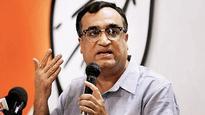 Ajay Maken back as Congress chief