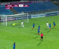Spain lost the European Women's Under-19 Championship in the worst way possible thanks to brutal field conditions