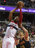 After seven teams in seven seasons, Marcus Thornton hopes Wizards stick with him