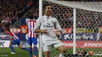 Ronaldo's hat trick gives Real Madrid 3-0 win over Atletico Madrid