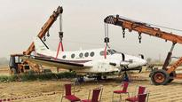 Less fuel might have caused air ambulance to crash-land