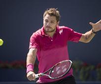 Wawrinka fourth in latest ATP rankings