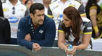 Putting rumours to rest, Salman sends Being Human goodies to Huma