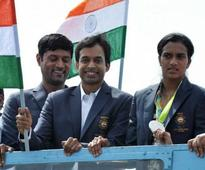 PV Sindhu takes charge as Deputy Collector in AP Govt.