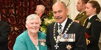 4 Locals invested with honours