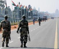 IB sounds alert for Delhi on R-Day eve