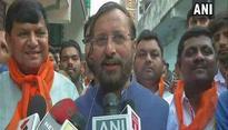 'Vikas nahin, Congress paglaa gayi hai': Prakash Javadekar hits back at Rahul Gandhi