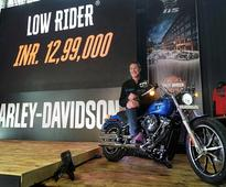 Harley Davidson launches two models Low Rider, Deluxe in Softail portfolio