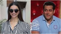 Deepika Padukone replaced in Salman-Kabir Khan film; the pair will come together for Rajkumar Santoshi's next?