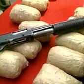 Heroin worth 100 crore, Pakistani-made cartidges smuggled across border, seized by BSF