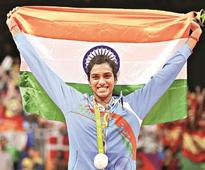 RINL ropes in P V Sindhu as new brand ambassador
