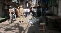 VIDEO: Naya Bazar explosion in old Delhi caught on CCTV