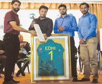 Pakistan players to wear Edhi Foundation logo in England games