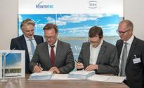 Siemens to supply 200 wind turbines to German power project co. Ventotec
