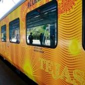 Wi-fi, CCTV, LED TV and much more...Tejas Express flagged off; Here's all you need to know