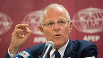 Peru's new president sworn in surrounded by Ivy League aides