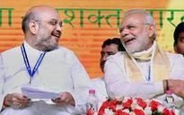 Gujarat: BJP vigorously promotes Brand Modi to counter Congress offensive