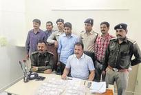 Bihar man detained in Itarsi with over Rs 20 lakh demonetised banknotes