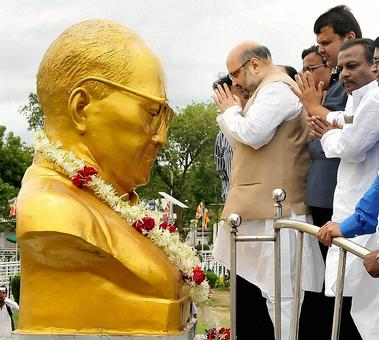 Ram was part of Dr Ambedkar's name: UP Guv