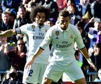 LIVE: Real Madrid v Granada