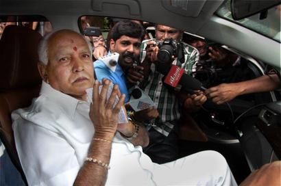 CBI court acquits Yeddyurappa, sons in mining scam