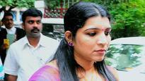 Saritha strikes again, submits video clippings