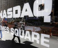 Wall Street dips at open despite strong GDP report
