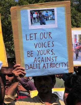 Bajrang Dal activists among 7 booked for 'attacking' Dalits